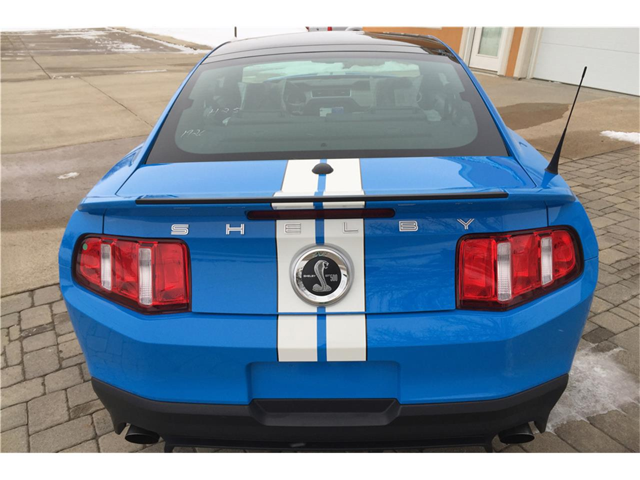 2011 Shelby GT500 for sale in West Palm Beach, FL – photo 8