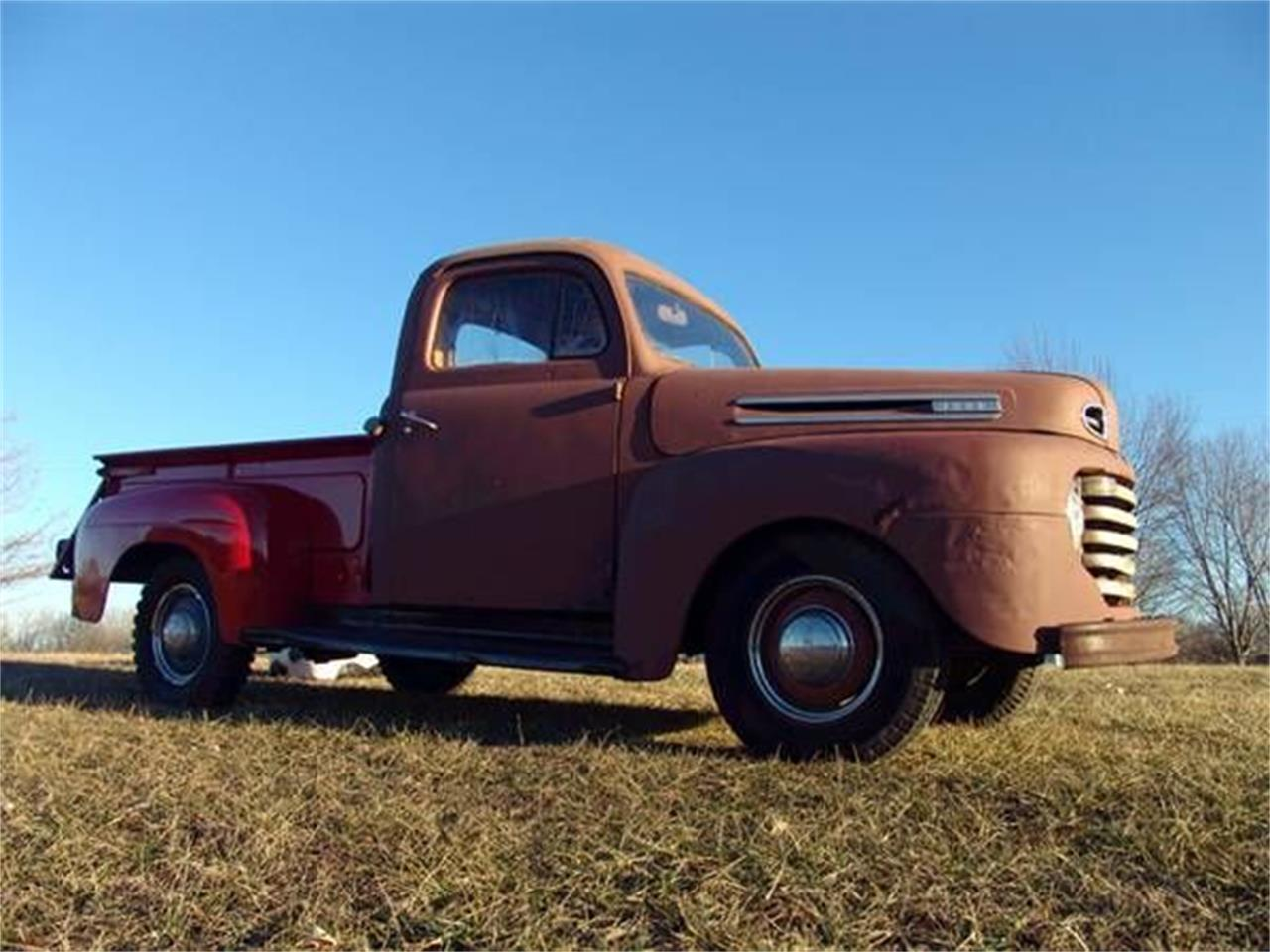 1949 Ford F1 for sale in Cadillac, MI – photo 6