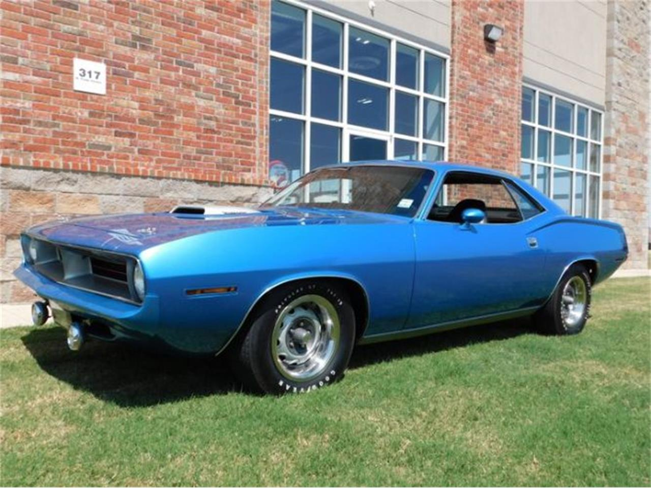 1970 Plymouth Barracuda for sale in Cadillac, MI