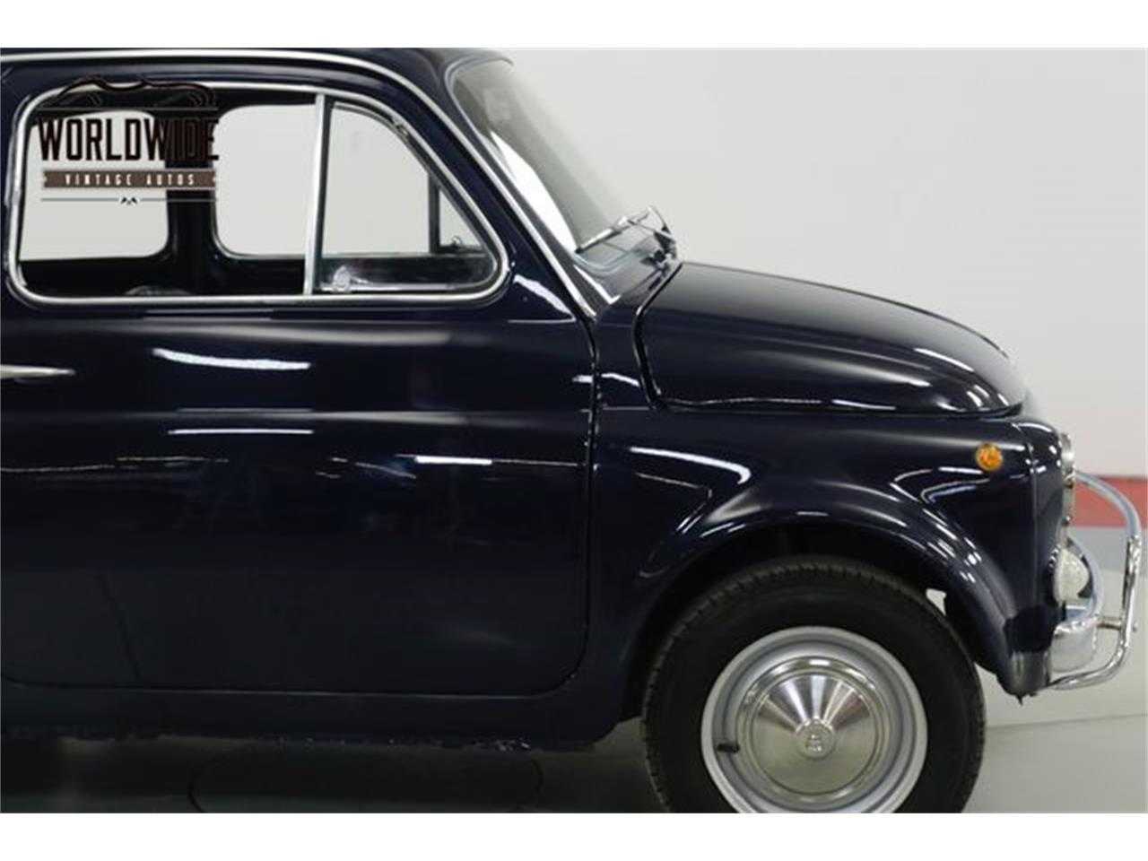 1971 Fiat 500L for sale in Denver , CO – photo 11