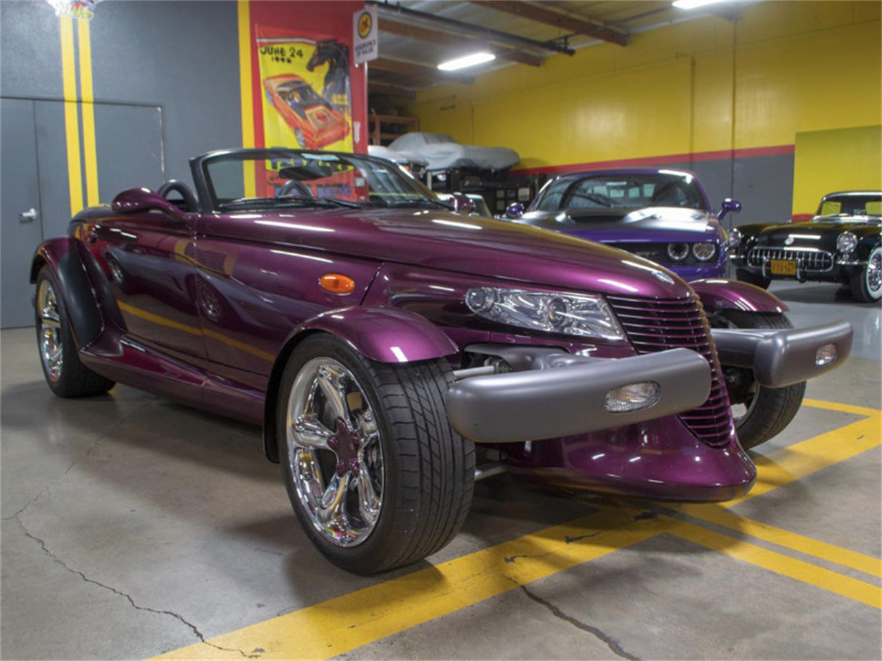 1999 Plymouth Prowler for sale in Anaheim, CA – photo 2