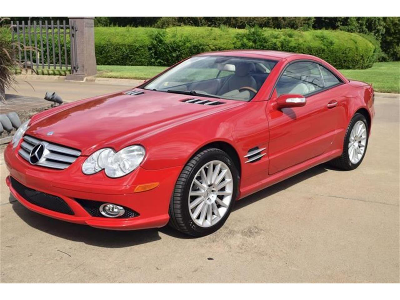 2008 Mercedes-Benz SL-Class for sale in Fort Worth, TX – photo 3