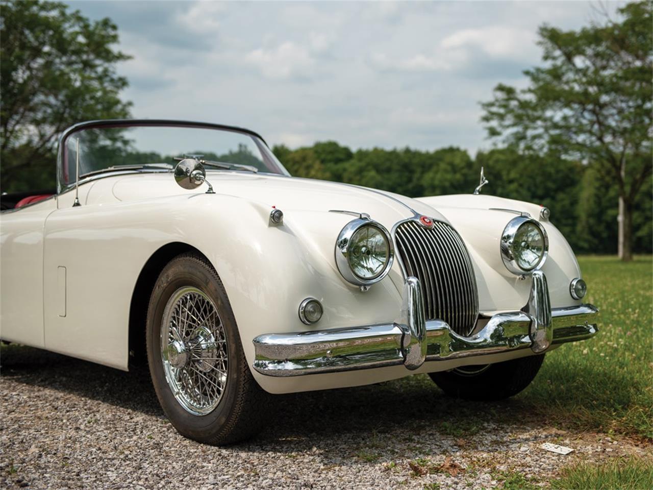 1958 Jaguar XK150 for sale in Auburn, IN / ClassicCarsBay.com