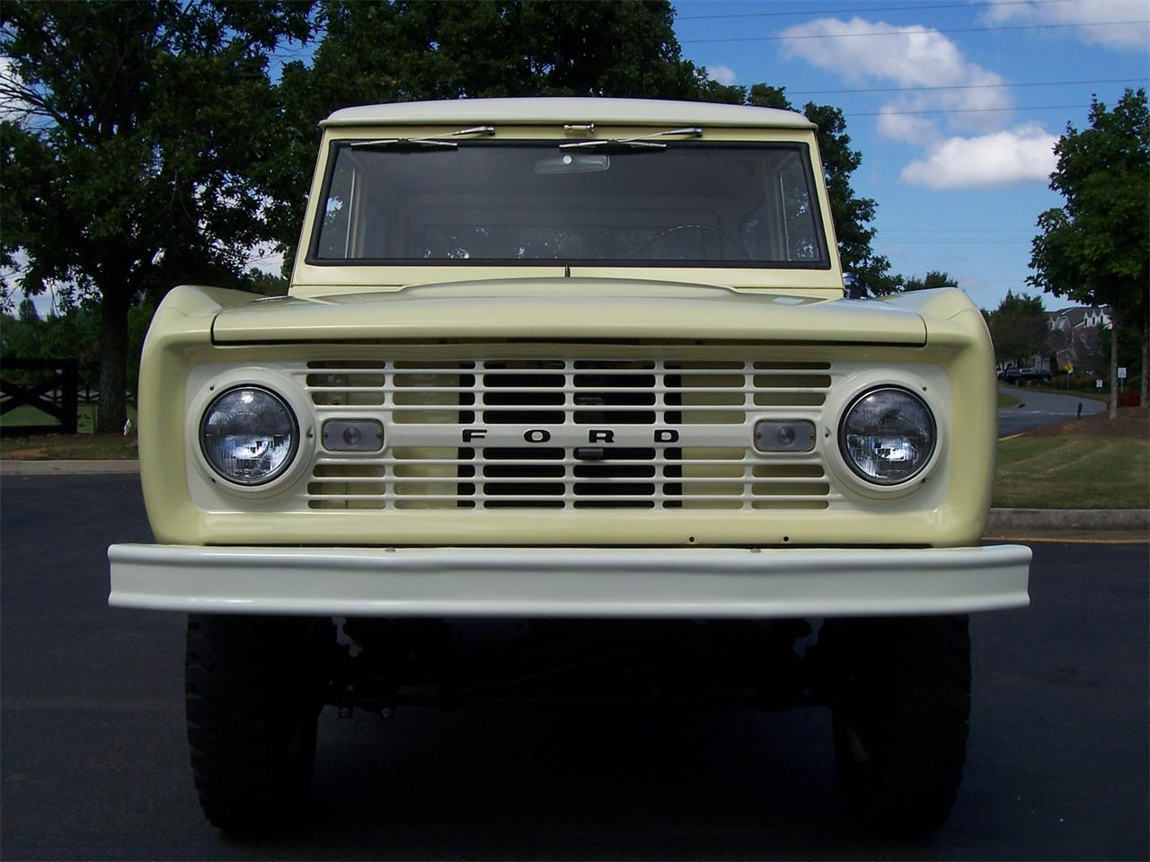1966 Ford Bronco for sale in Alpharetta, GA – photo 14
