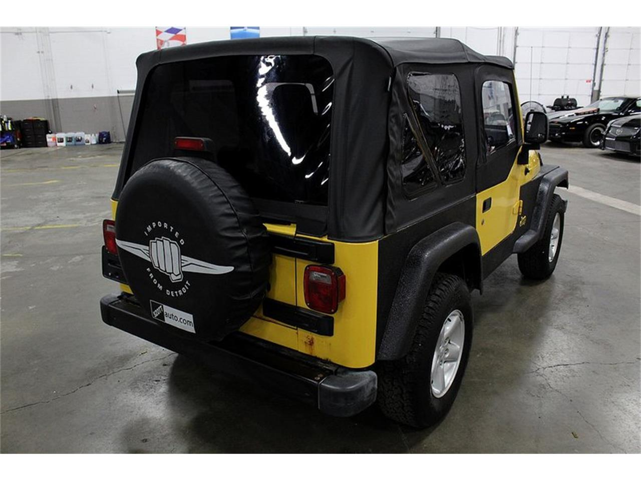 2005 Jeep Wrangler for sale in Kentwood, MI – photo 11