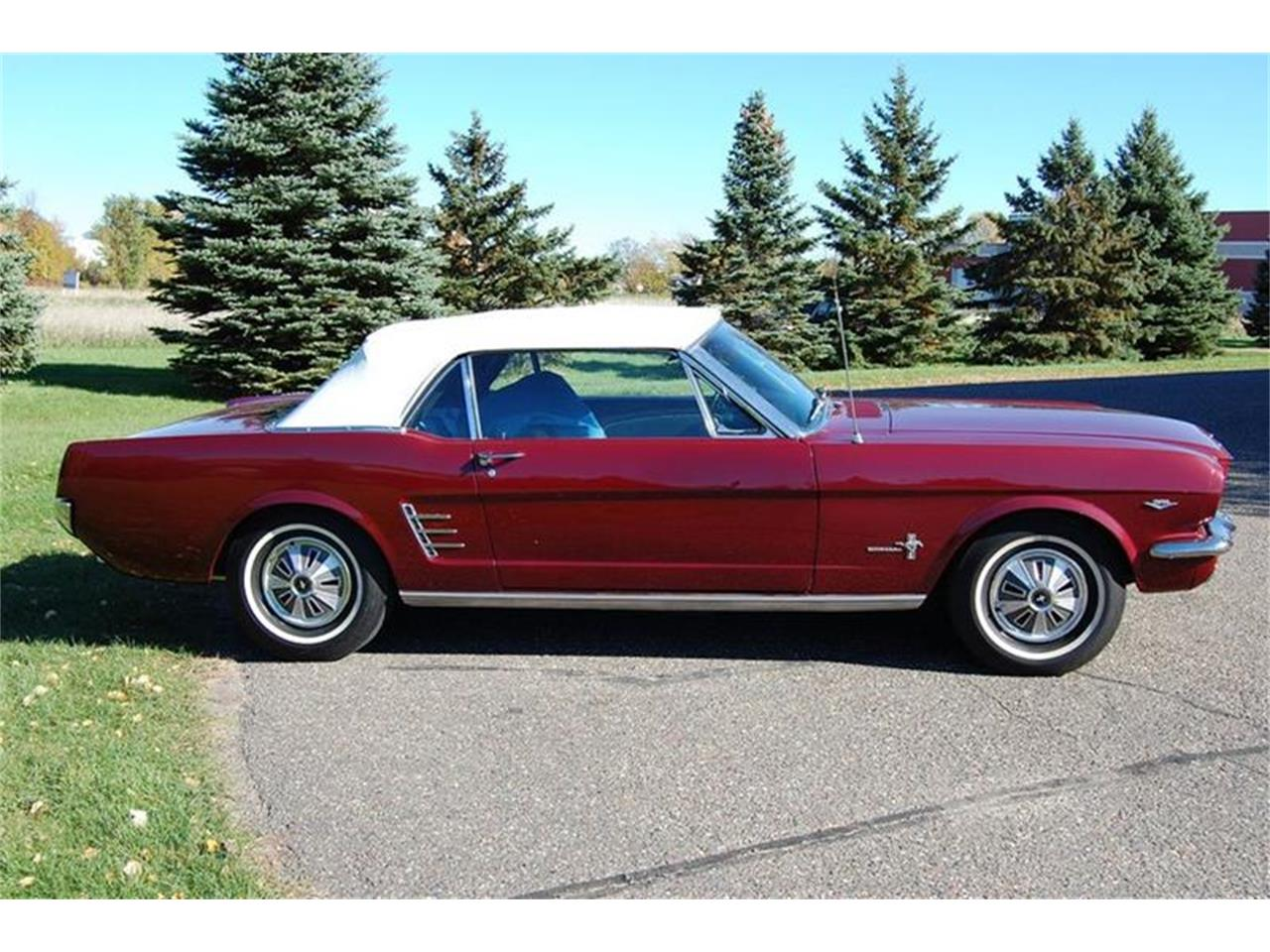 1966 Ford Mustang for sale in Rogers, MN – photo 12