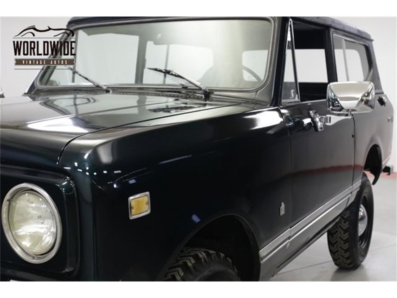 1973 International Scout for sale in Denver , CO – photo 17