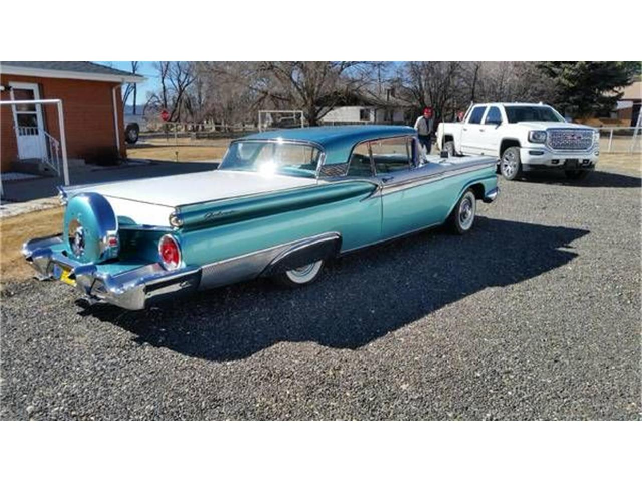 1959 Ford Galaxie for sale in Cadillac, MI