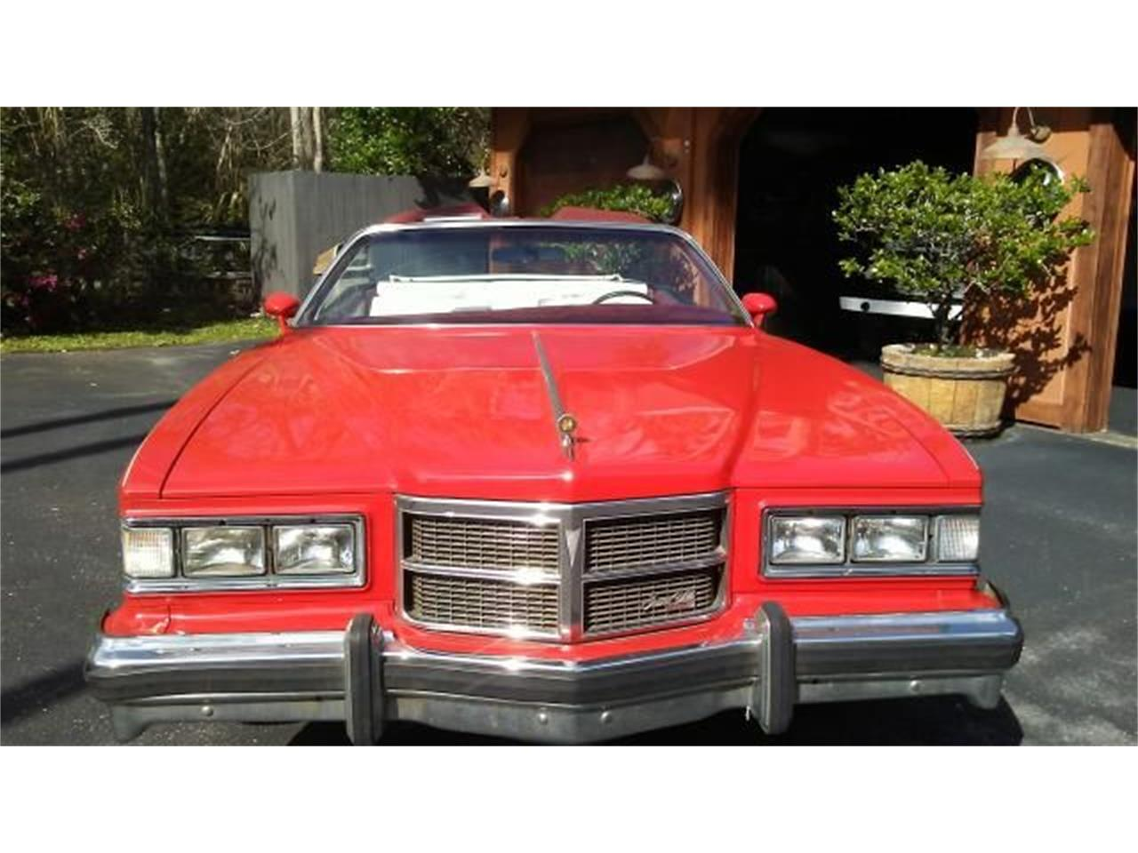 1975 Pontiac Grand Ville for sale in Cadillac, MI – photo 3
