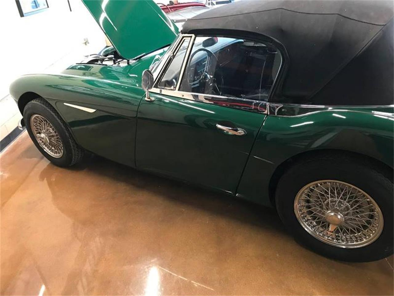 1967 Austin-Healey 3000 Mark III BJ8 for sale in St Louis, MO – photo 11