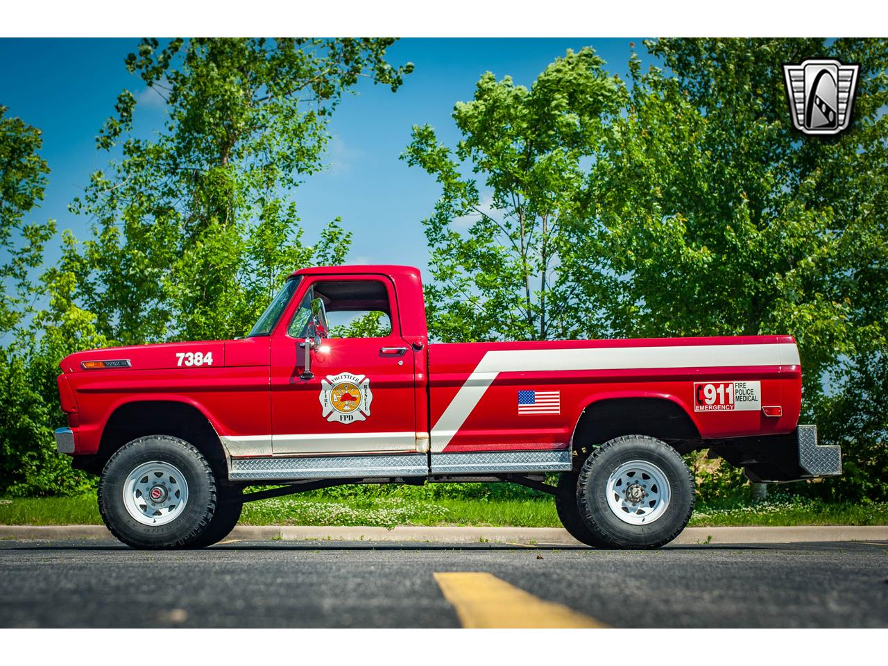 1968 Ford F250 for sale in O'Fallon, IL – photo 46
