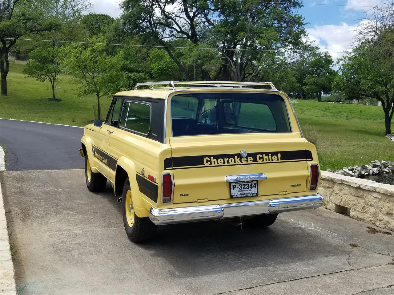 1979 Jeep Cherokee Chief for sale in Kerrville, TX – photo 8