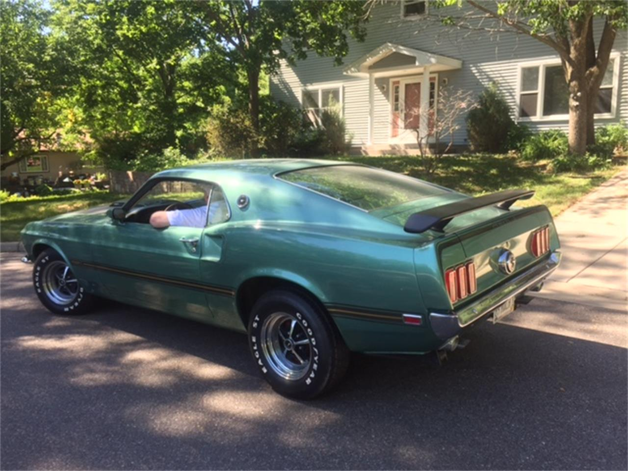 1969 Ford Mustang Mach 1 for sale in WESTON, WI – photo 6