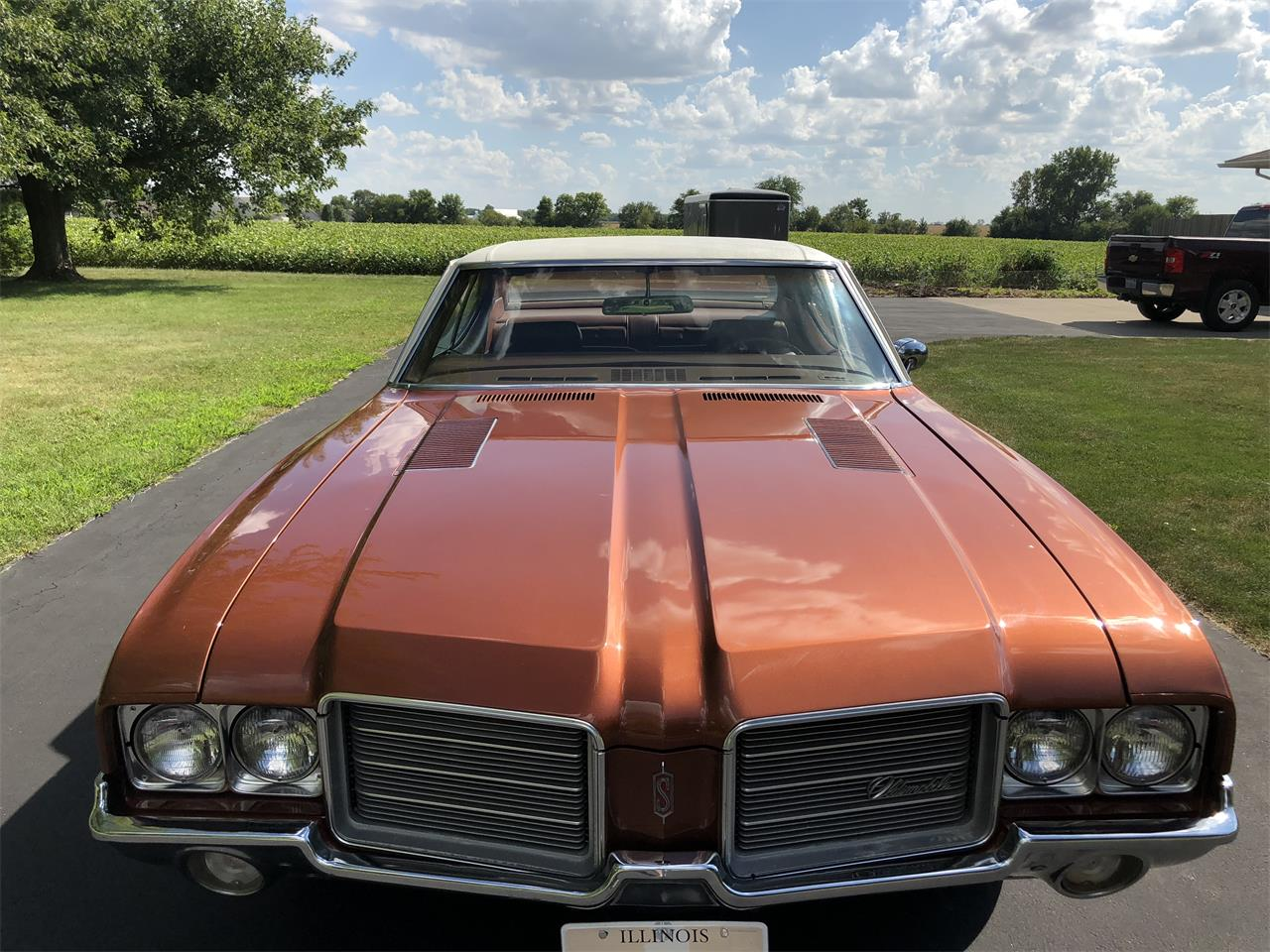 1971 Oldsmobile Cutlass for sale in Fisher, IL – photo 6