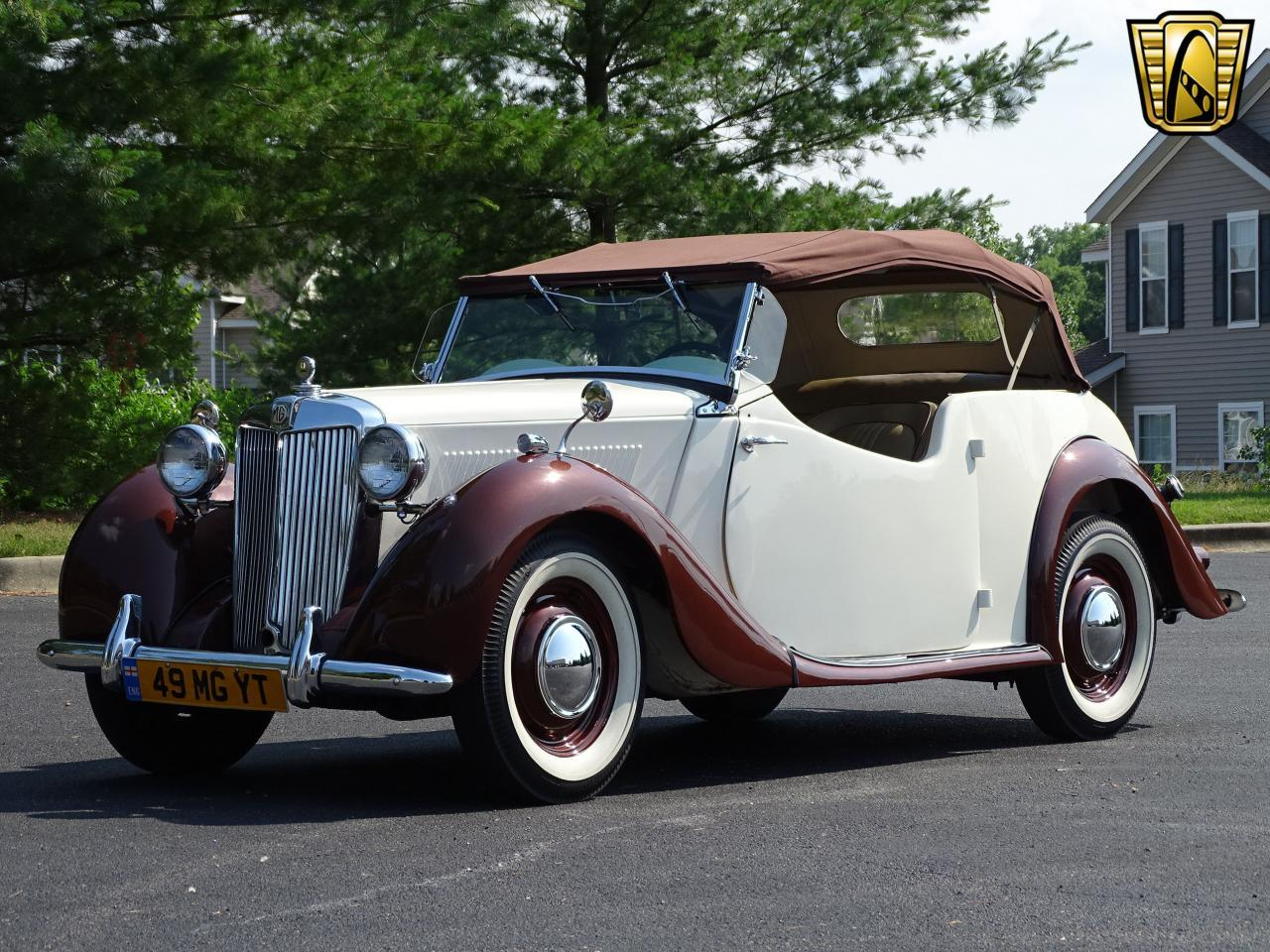 1949 MG Series YT for sale in O'Fallon, IL – photo 51