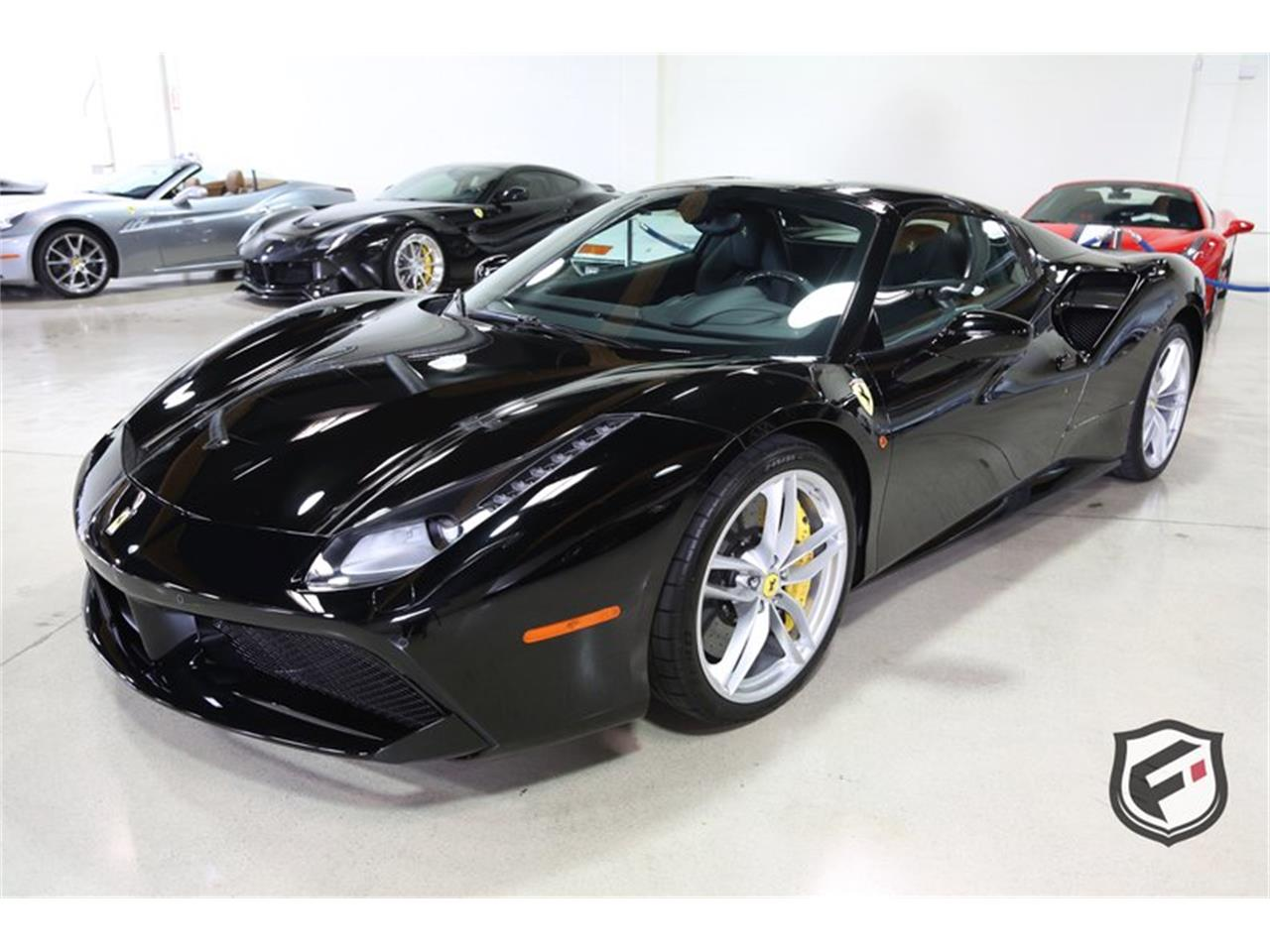 2017 Ferrari 488 for sale in Chatsworth, CA – photo 14