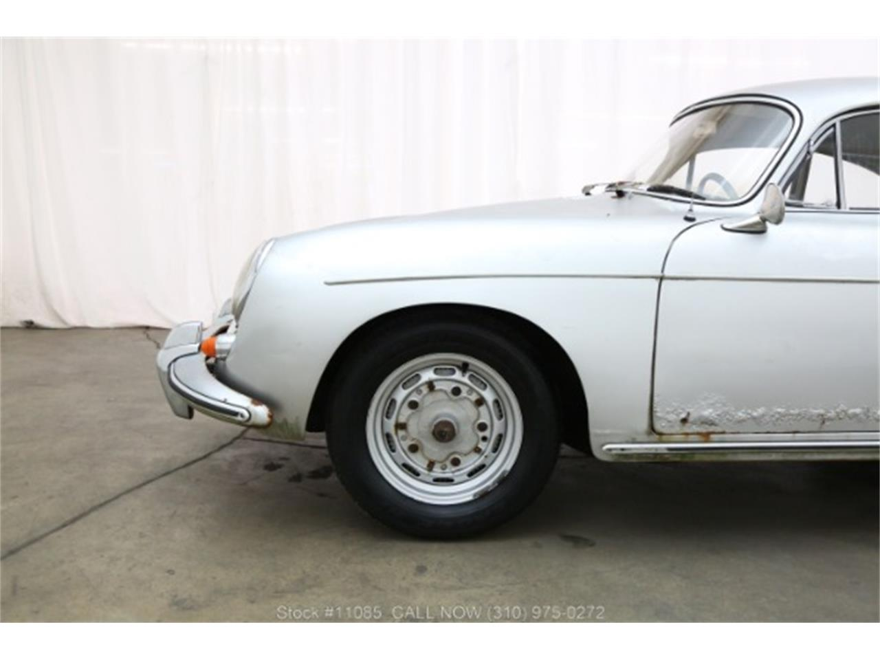 1962 Porsche 356B for sale in Beverly Hills, CA – photo 11