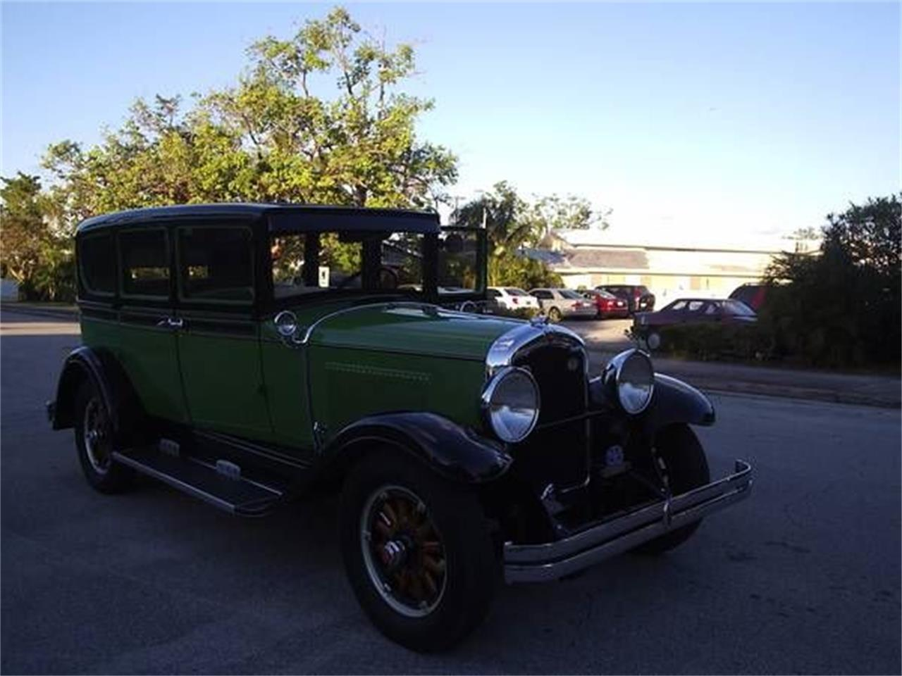 1929 REO Flying Cloud for sale in Cadillac, MI – photo 10
