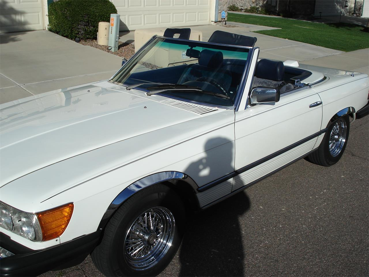 1983 Mercedes-Benz 380SL for sale in Glendale, AZ – photo 3