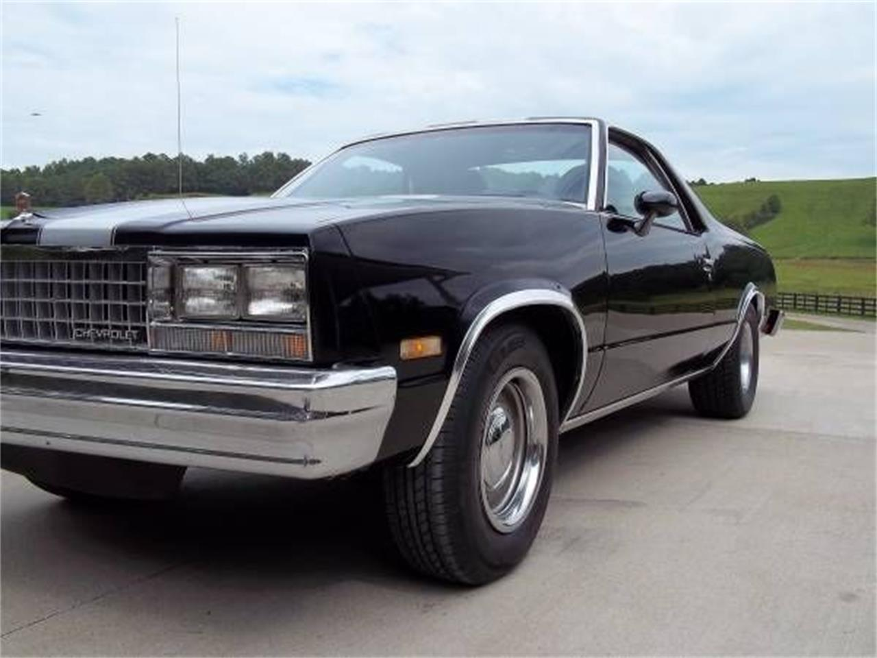 1985 Chevrolet El Camino for sale in Cadillac, MI – photo 14