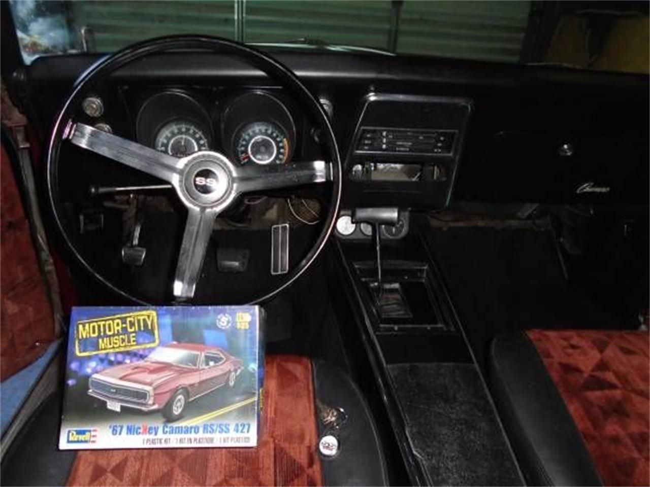 1967 Chevrolet Camaro for sale in Cadillac, MI – photo 4