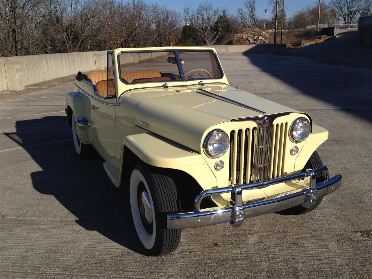 1949 Willys-Overland Jeepster for sale in Branson, MO – photo 5