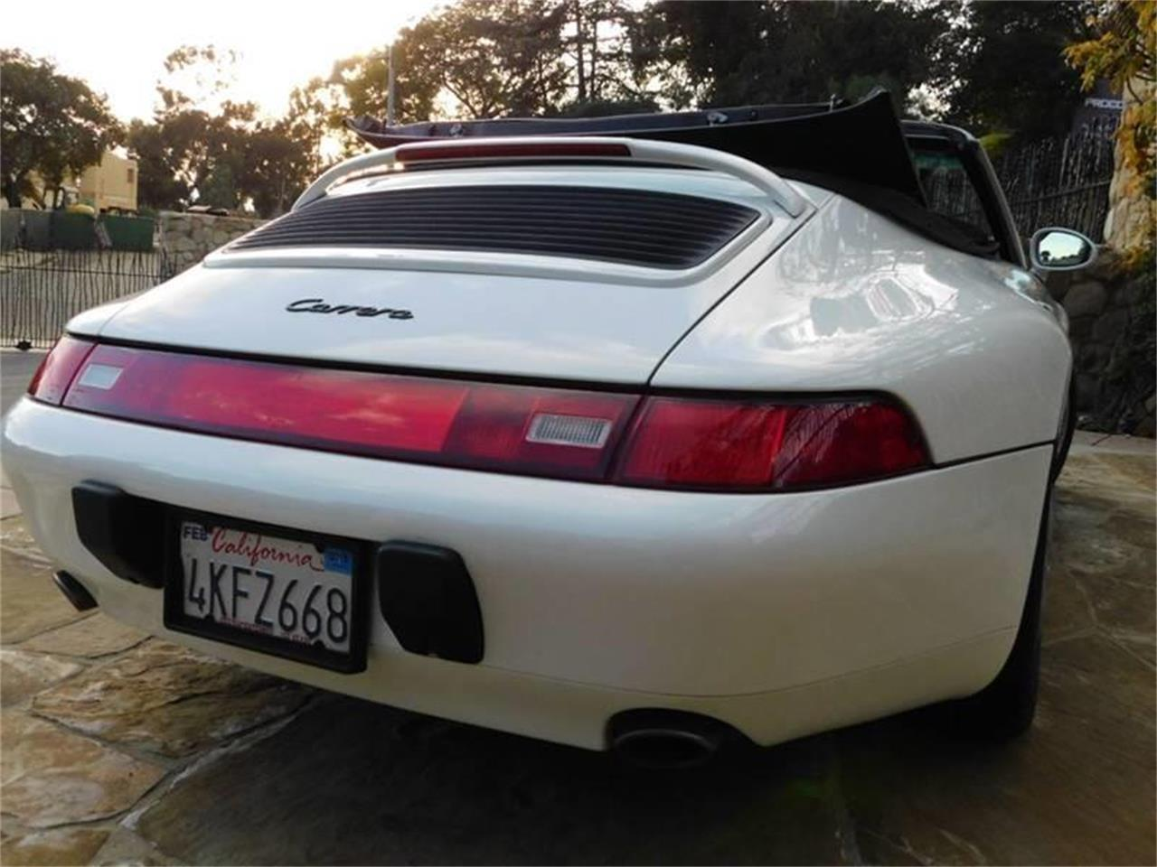 1995 Porsche 911 for sale in Santa Barbara, CA – photo 8