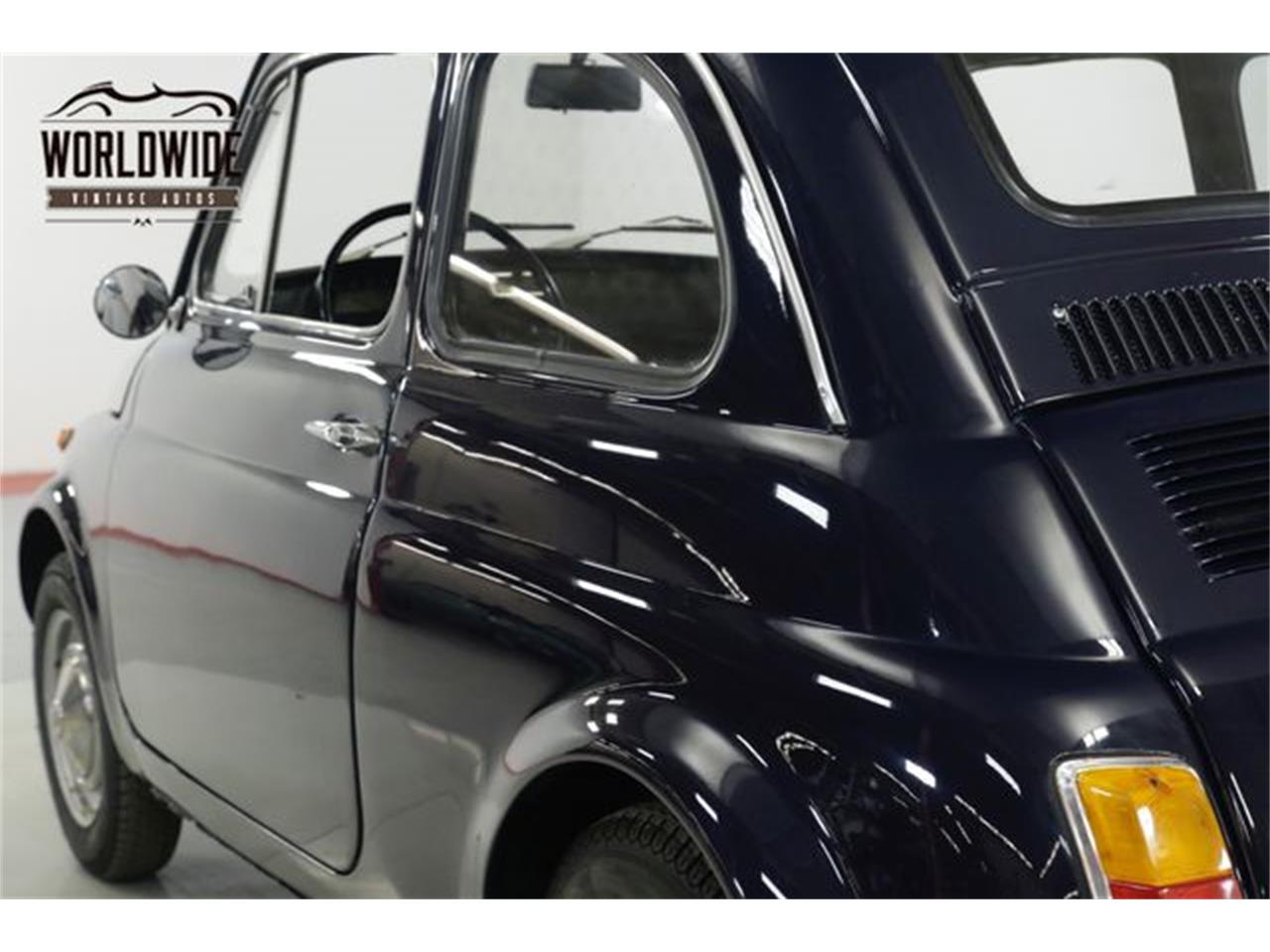1971 Fiat 500L for sale in Denver , CO – photo 24