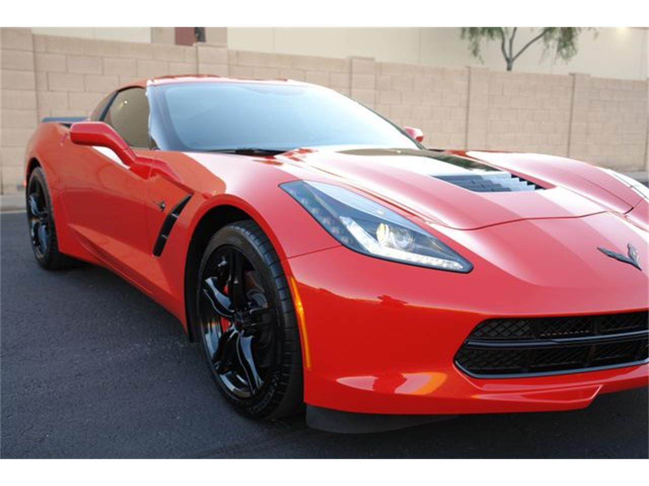 2017 Chevrolet Corvette for sale in Phoenix, AZ – photo 17