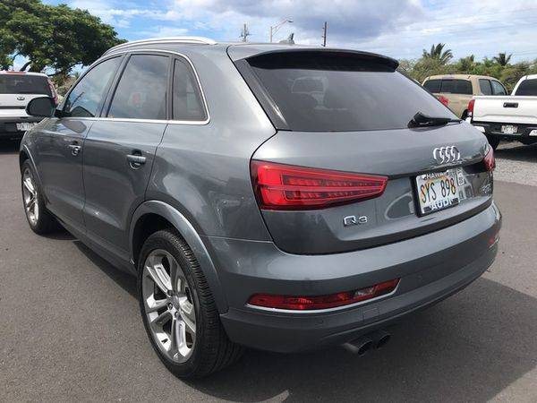 2017 Audi Q3 Premium Plus BAD CREDIT OK !! for sale in Kihei, HI – photo 3