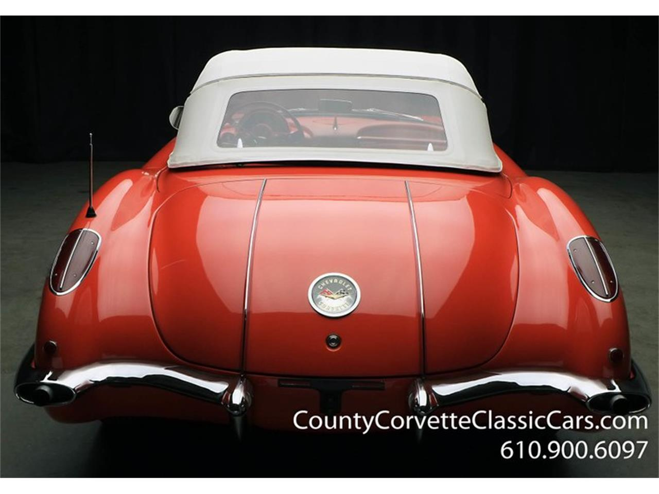 1958 Chevrolet Corvette for sale in West Chester, PA – photo 7