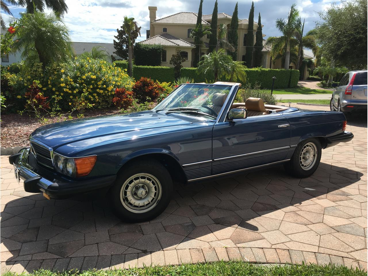 1985 Mercedes-Benz 380SL for sale in Marco Island, FL