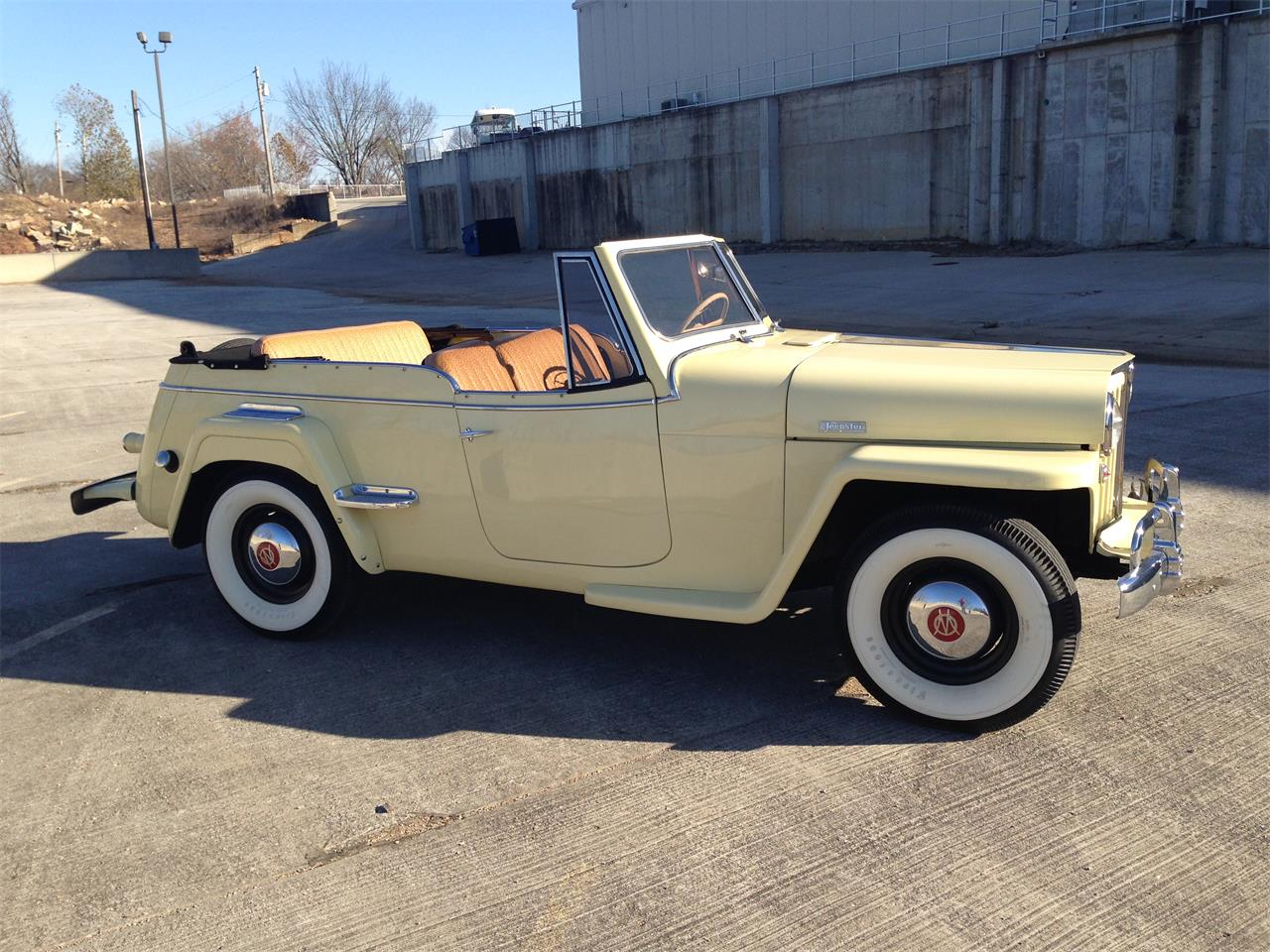 1949 Willys-Overland Jeepster for sale in Branson, MO – photo 10