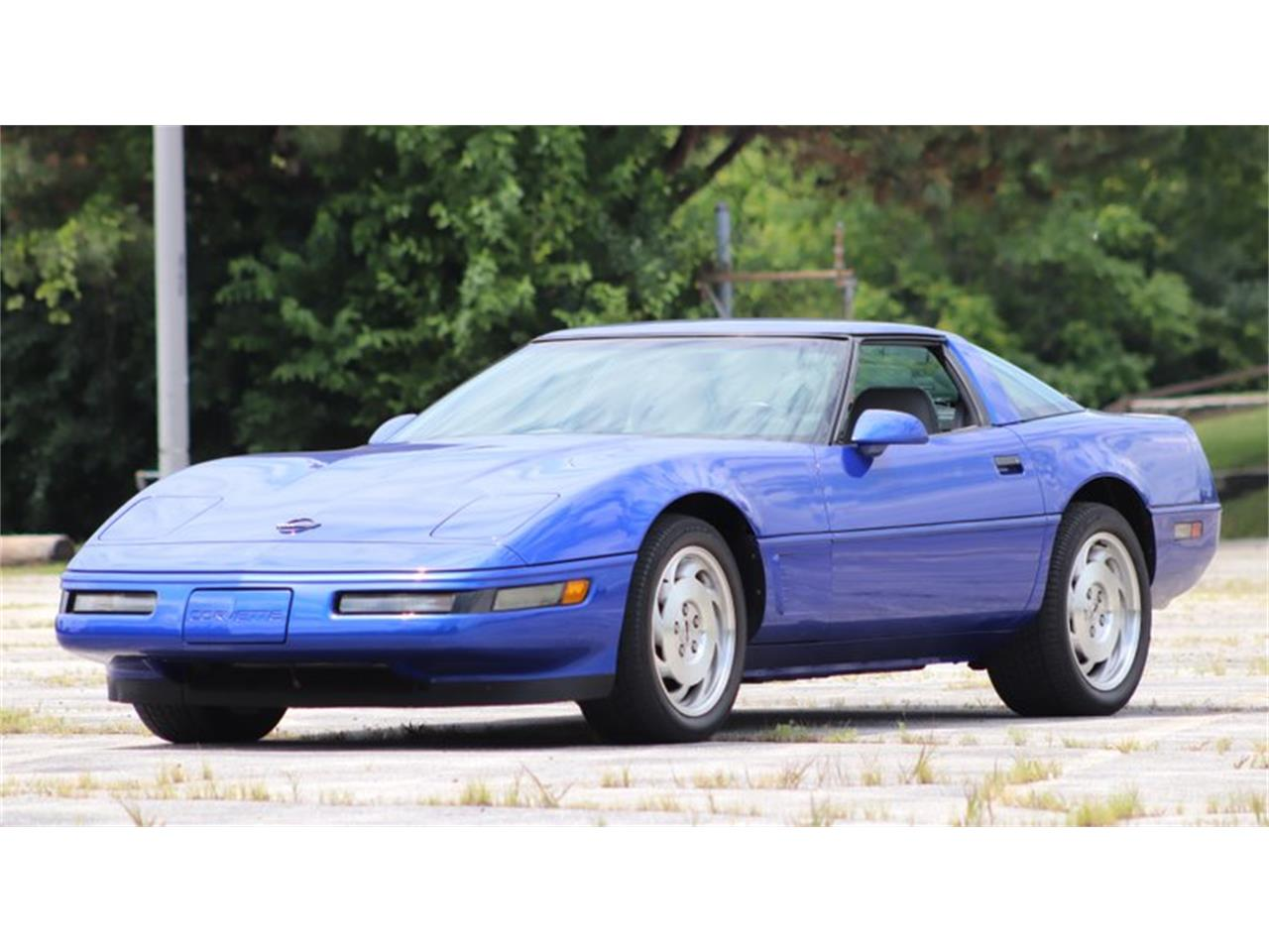 1995 Chevrolet Corvette for sale in Alsip, IL – photo 81