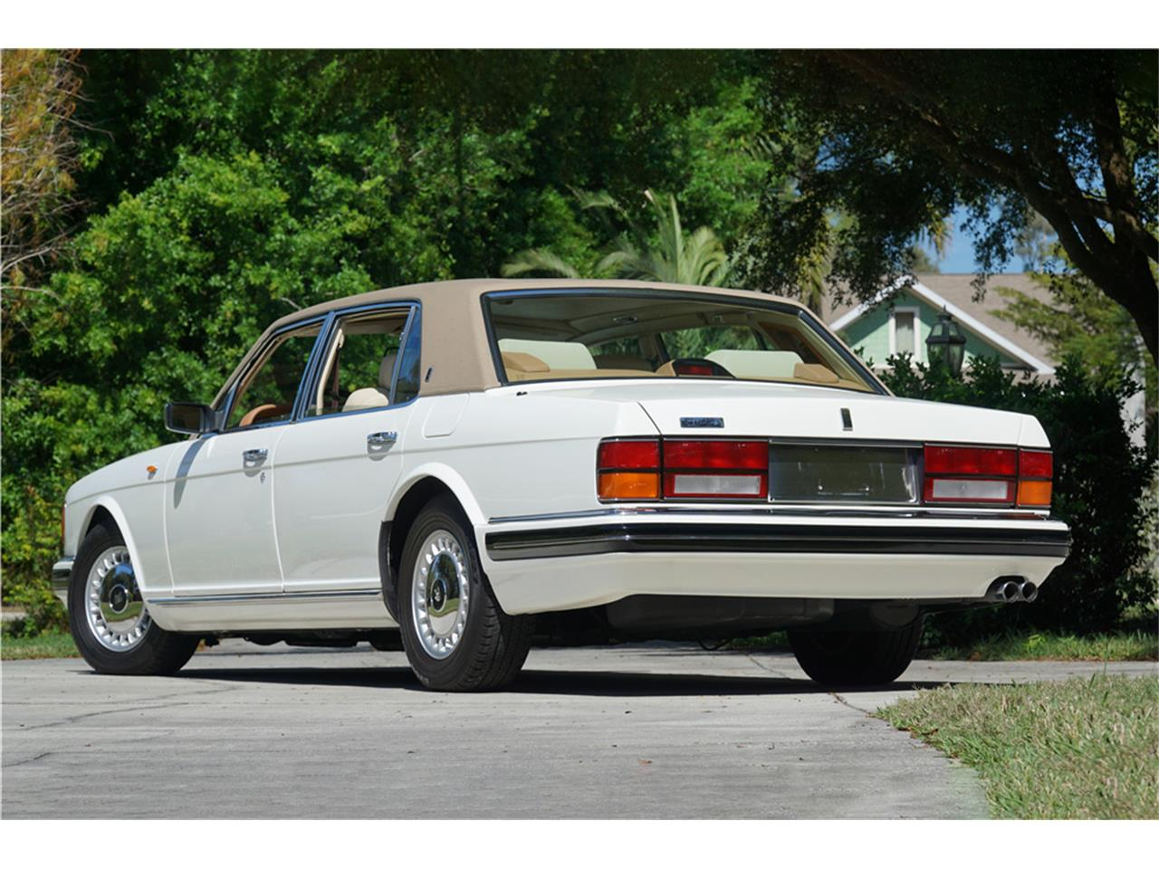 1997 Rolls-Royce Silver Spur for sale in West Palm Beach, FL – photo 2