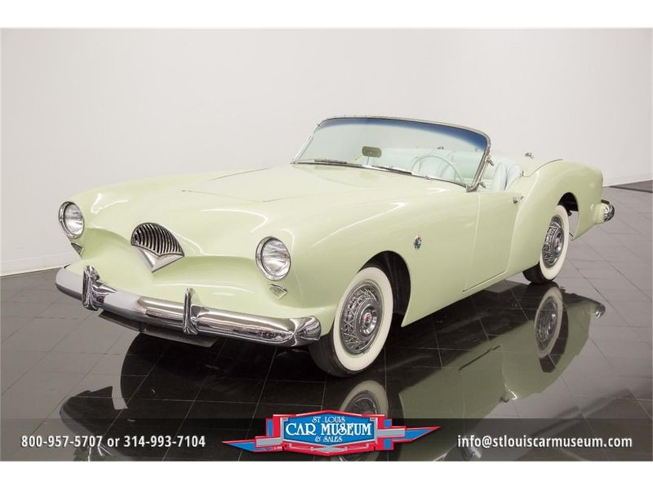 1954 Kaiser Darrin for sale in St. Louis, MO – photo 3