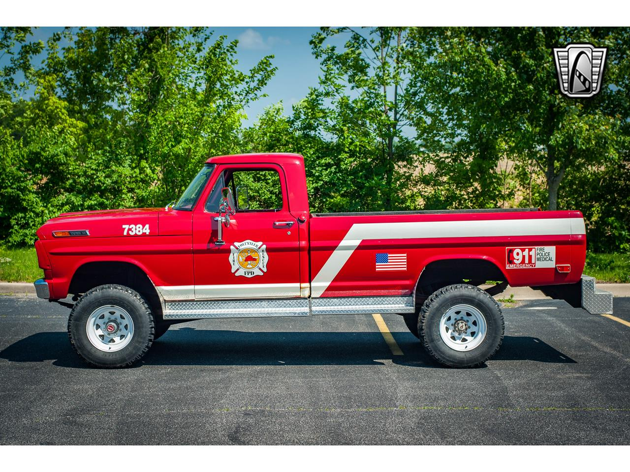 1968 Ford F250 for sale in O'Fallon, IL – photo 45