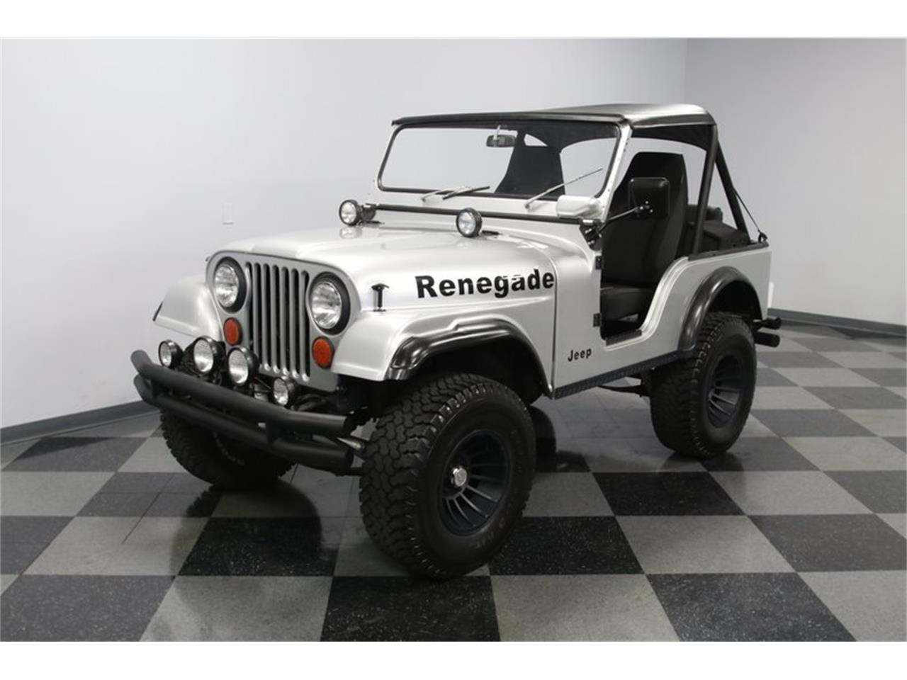 1971 Jeep CJ5 for sale in Concord, NC – photo 22