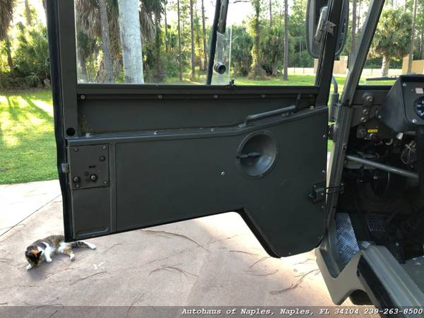 1977 Steyr Puch Pinzgauer 712K 6x6 Hard top! Very rare, Hard to find v for sale in Naples, FL – photo 9