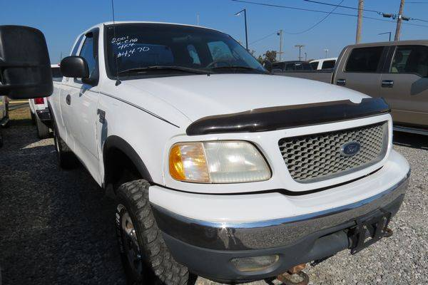 2001 Ford F150 XL Extended Cab 4x4 for sale in Monroe, LA – photo 3