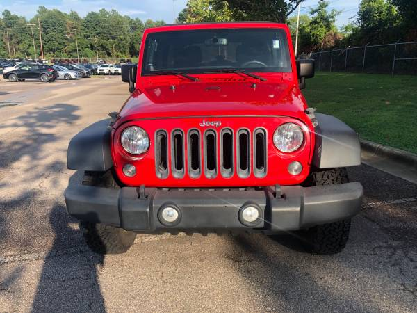 2014 JEEP WRANGLER UNLIMITED RUBICON (CLEAN CARFAX)NE for ...