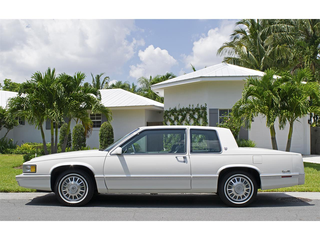 1991 Cadillac Coupe DeVille for sale in West Palm Beach, FL – photo 5