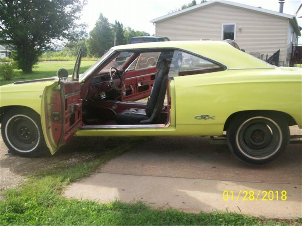 1969 Plymouth GTX for sale in Cadillac, MI – photo 7