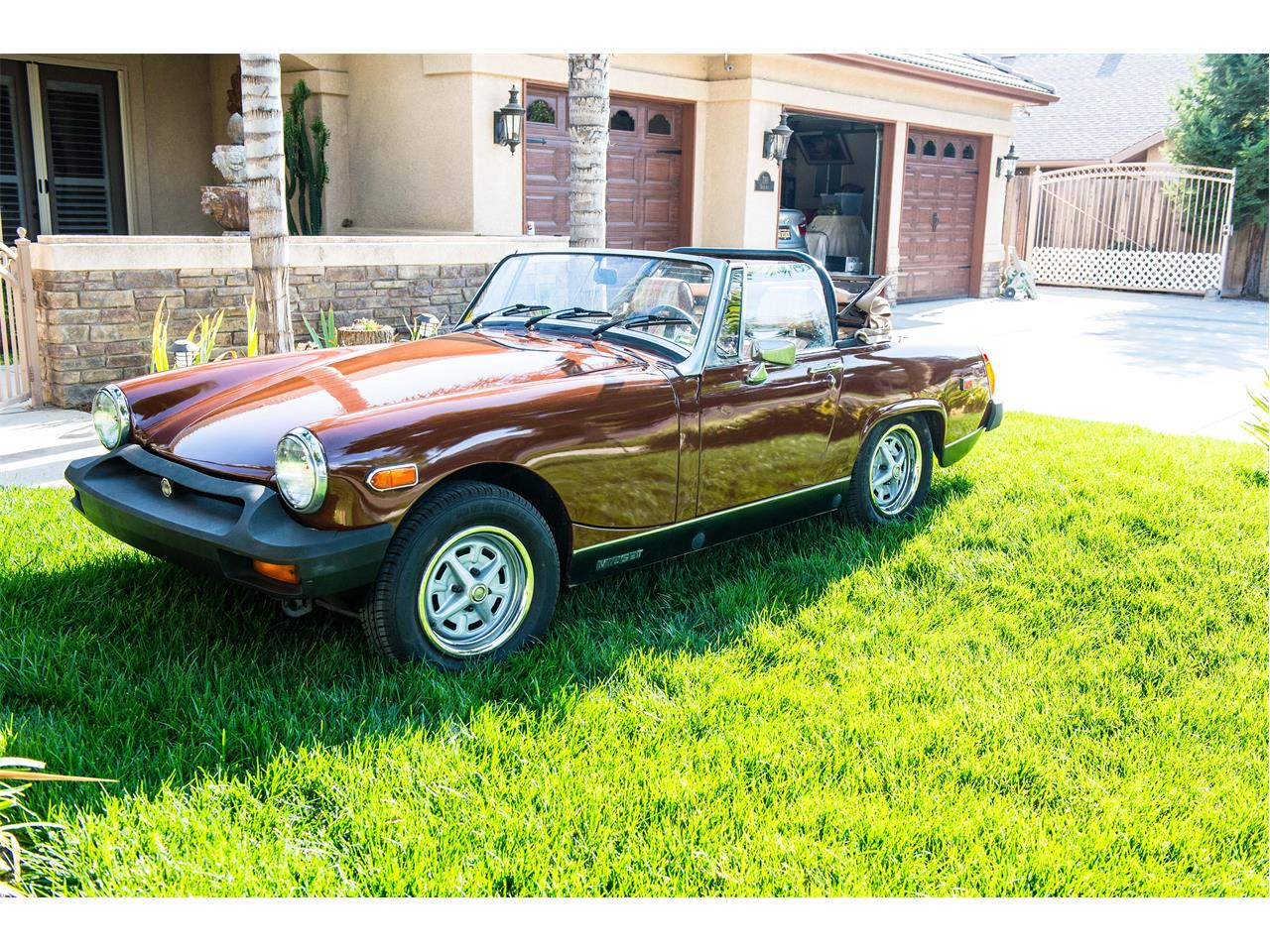 1978 MG Midget for sale in EXETER, CA – photo 7