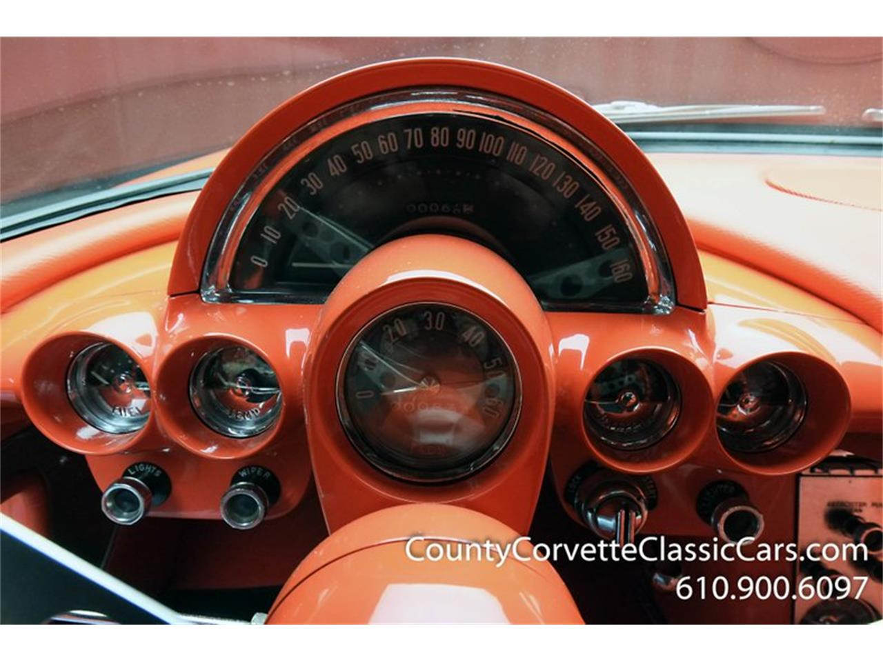 1958 Chevrolet Corvette for sale in West Chester, PA – photo 32