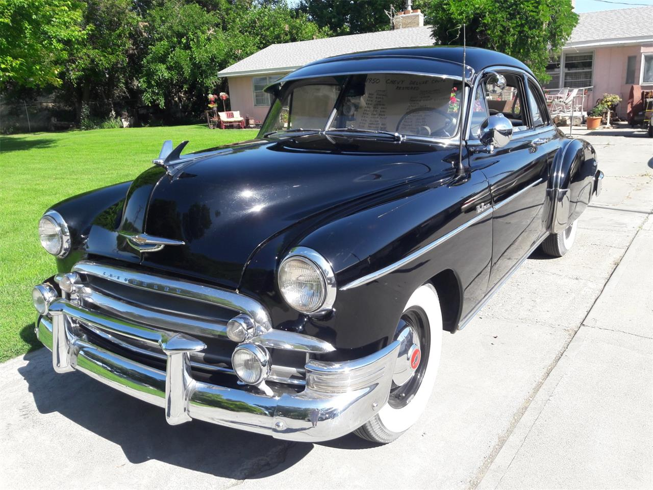 1950 Chevrolet Deluxe for sale in Kennewick, WA