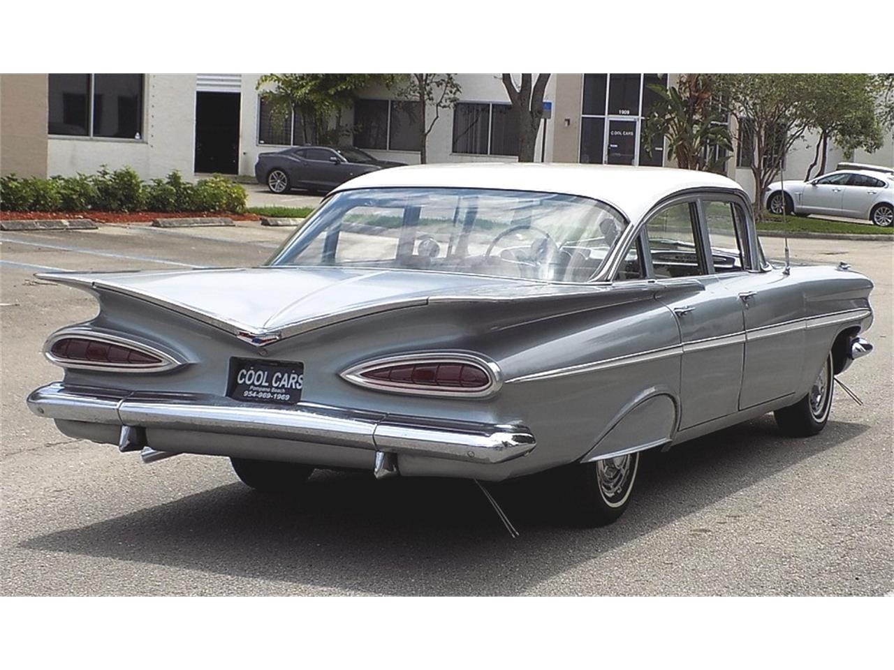 Kelebihan Chevrolet 1959 Top Model Tahun Ini
