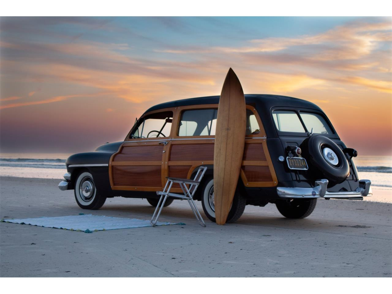 1951 Mercury Woody Wagon for sale in Jacksonville, FL – photo 6