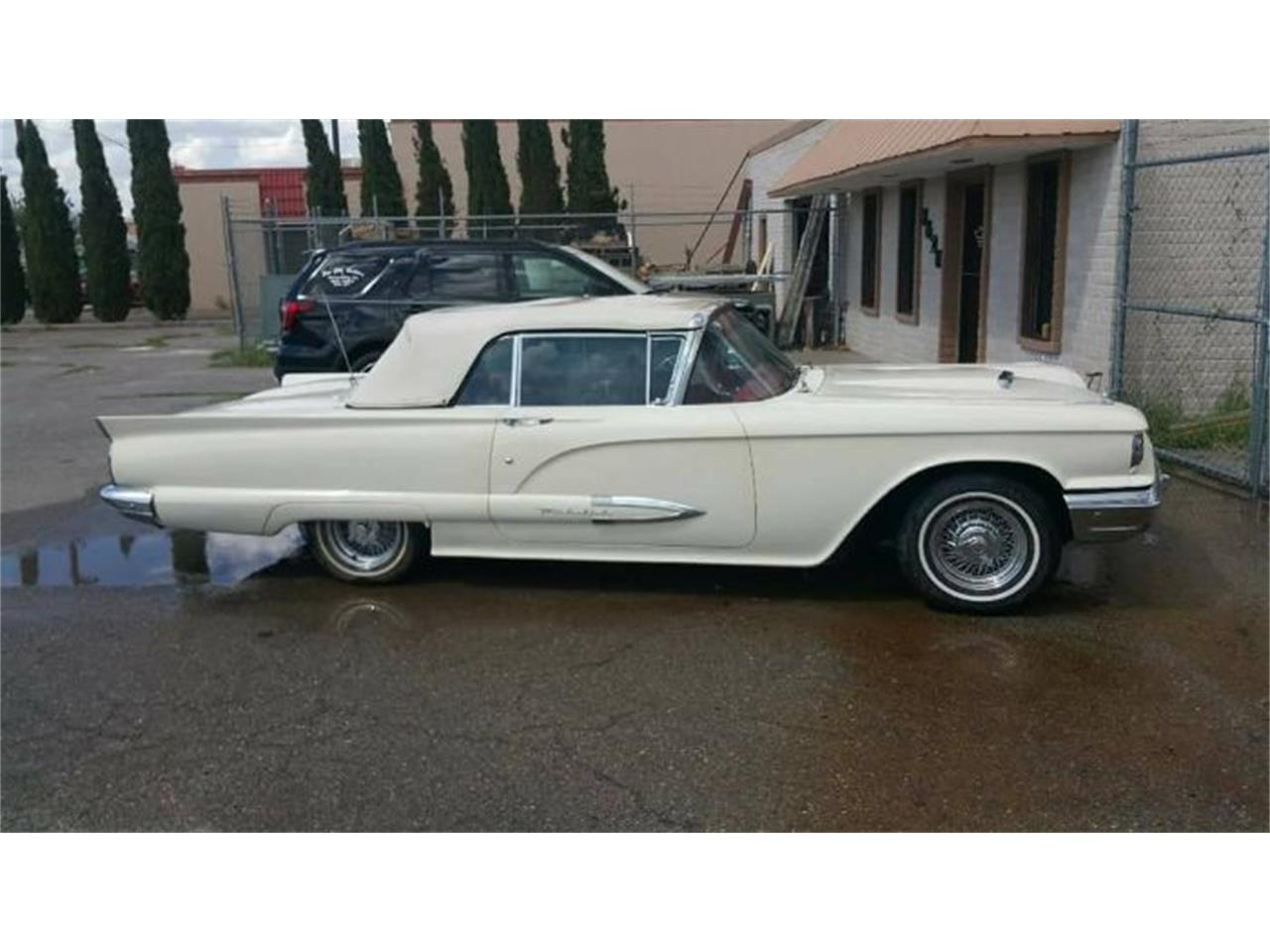 1959 Ford Thunderbird for sale in Cadillac, MI – photo 2