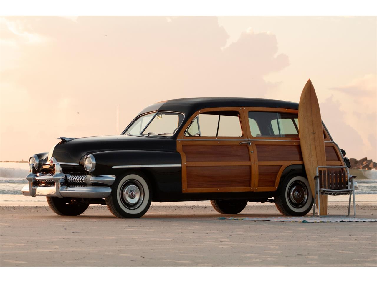 1951 Mercury Woody Wagon for sale in Jacksonville, FL – photo 2